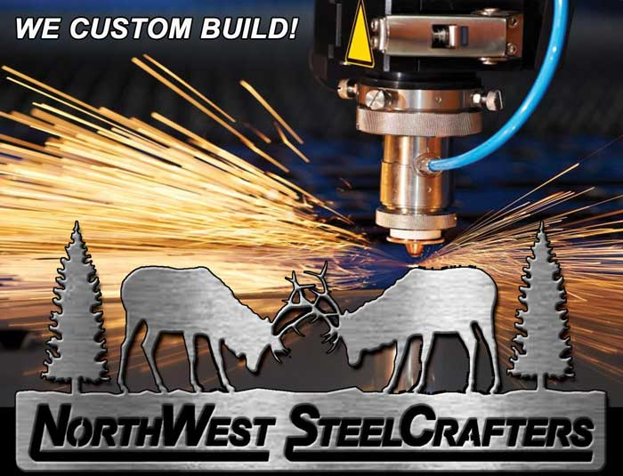 NorthWest Steel Crafters Is a North West Grown Company Based in Oregon, U.S.A.