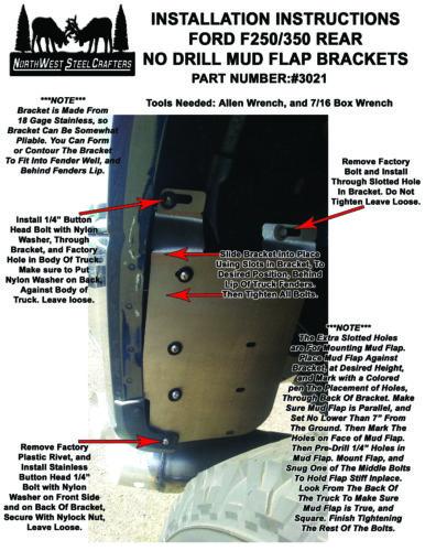 F250NODRILLBRACKETINSTRUCTIONS copy