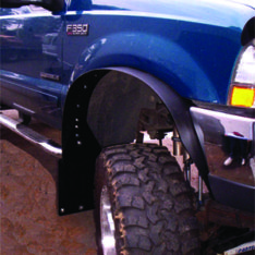 Fender Flair Mud Flaps