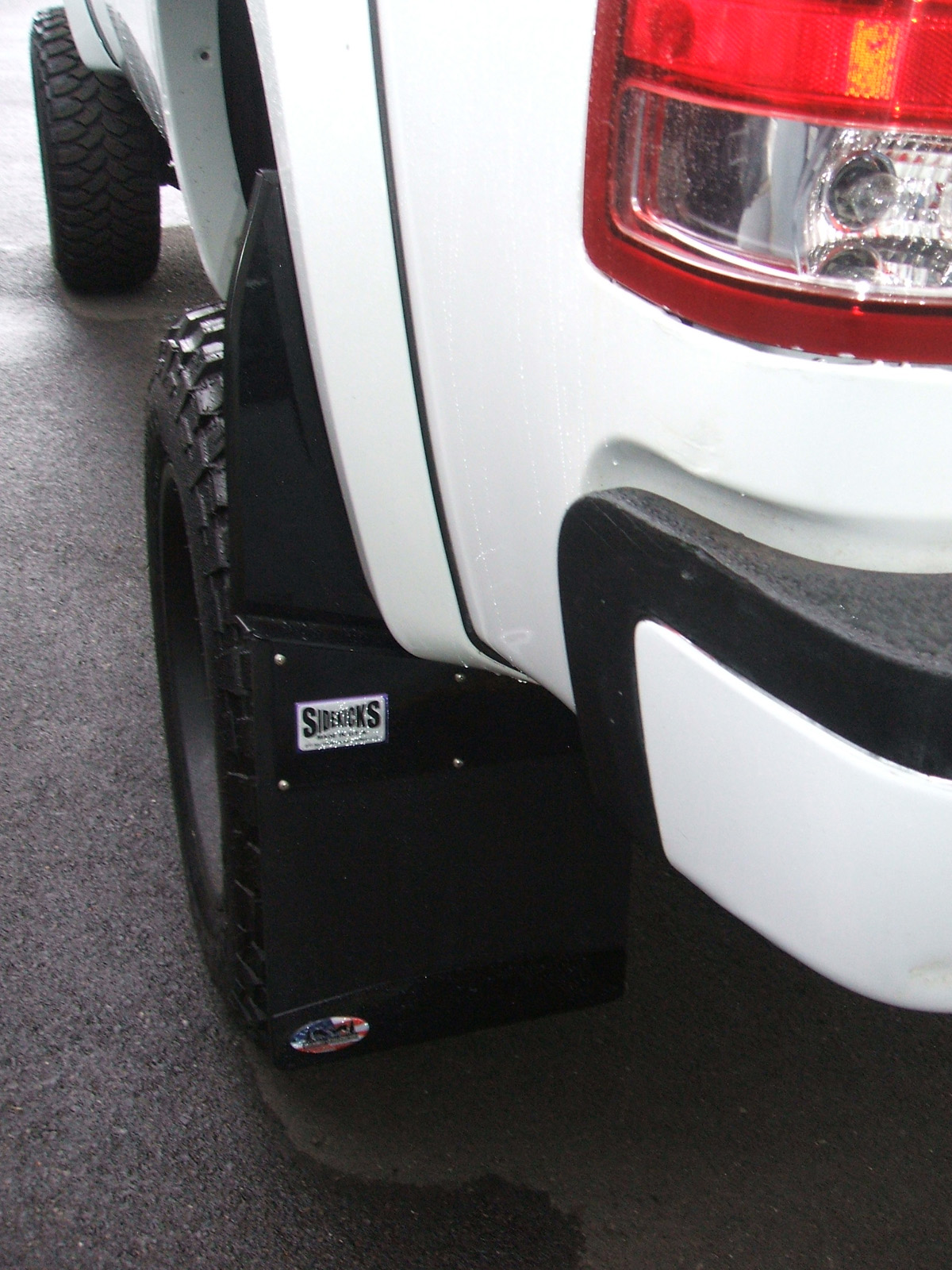 Universal Fit Weighted Rear 12 x 24 Mud Flap
